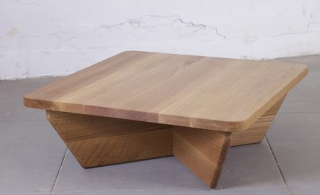 WHITE OAK LOW TABLE